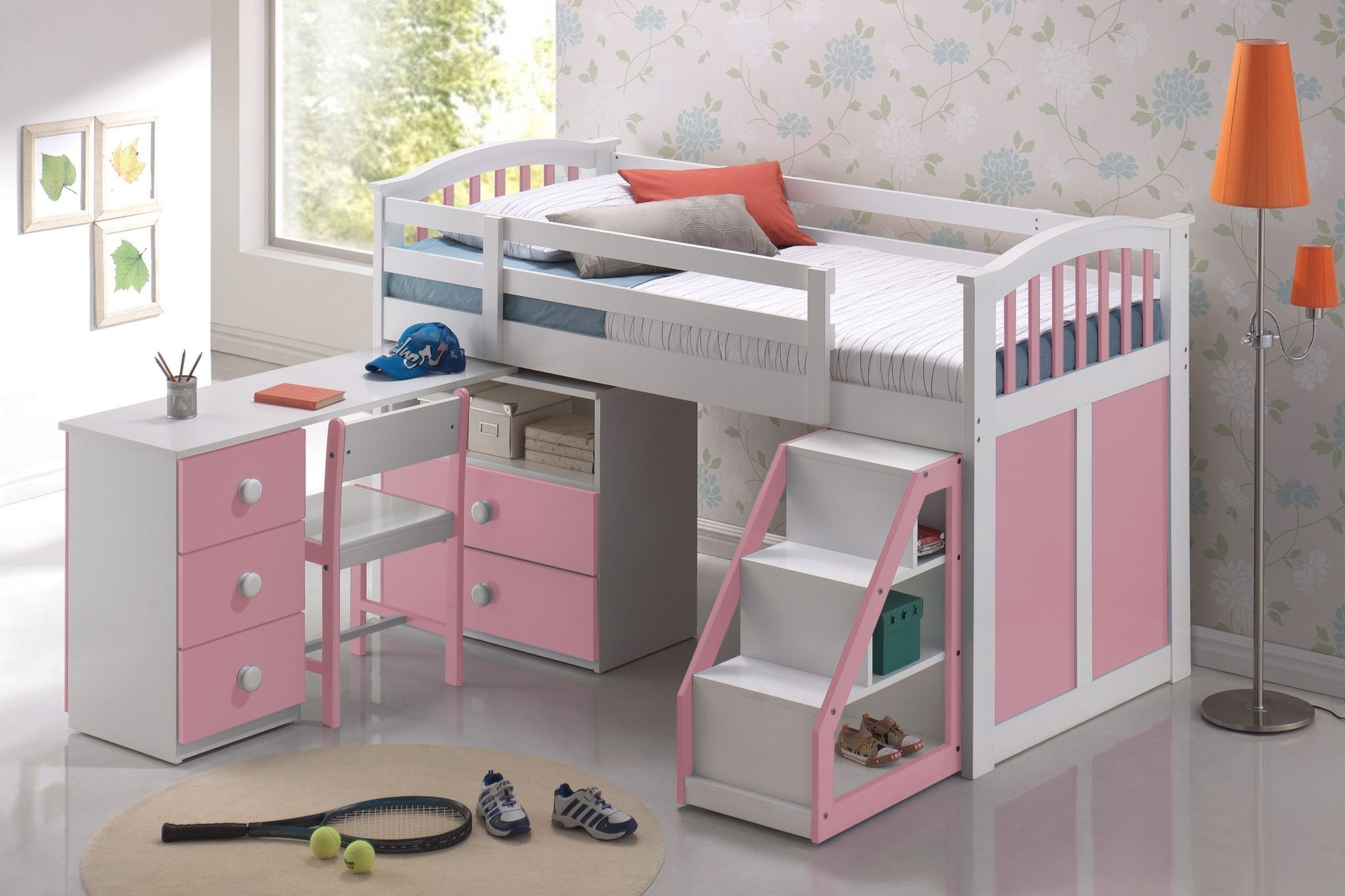 Kids & Space Saving